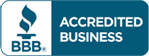 We are a BBB Accredited Business